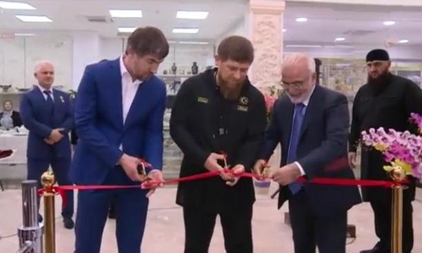 Savvidis - Kadirov