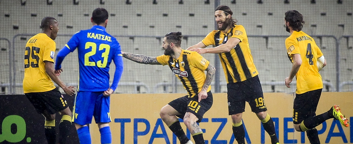 1106ac2765a LIVE: ΑΕΚ - Αστέρας Τρίπολης 3-0 (ΤΕΛΙΚΟ) | Filathlos.gr | Το ...