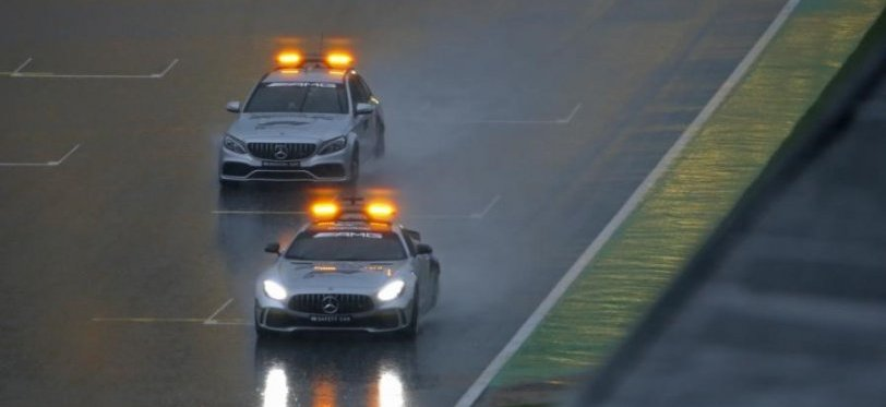 Formula 1: Επ' αόριστον αναβολή της τρίτης περιόδου των ελεύθερων δοκιμαστικών για το Grand Prix Αυστρίας (ΦΩΤΟ)