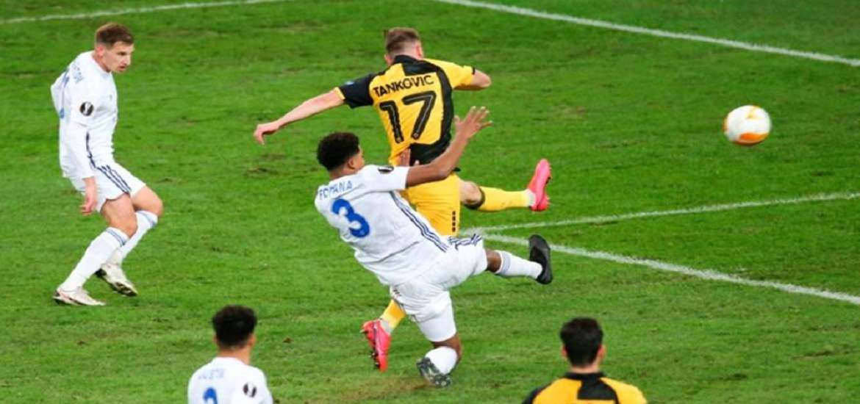 BINTEO: Τα highlights της ήττας της ΑΕΚ από την Λέστερ