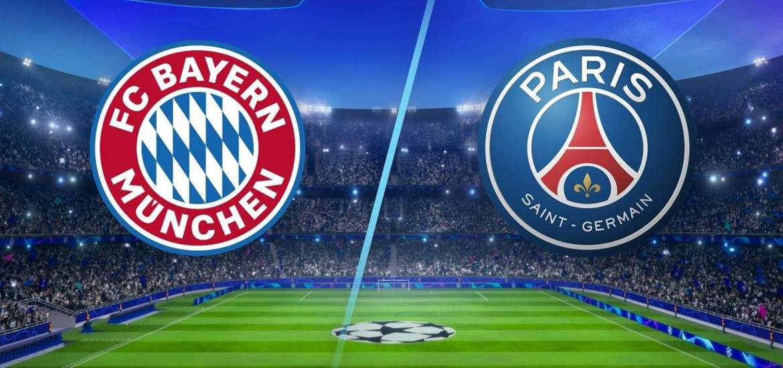 LIVE Champions League: Μπάγερν - Παρί