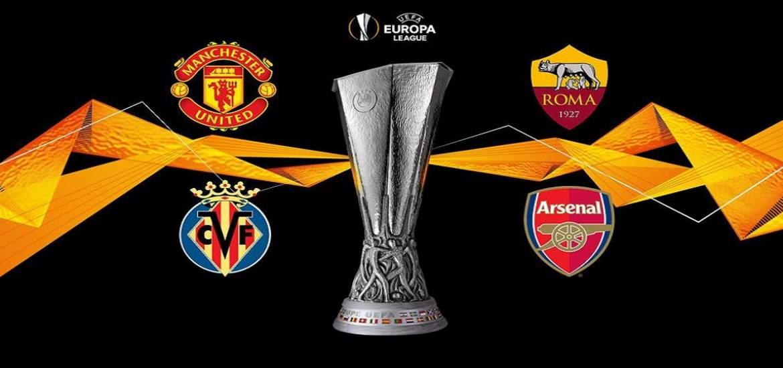 Europa League LIVE: Ρόμα - Μαν. Γιουνάιτεντ, Άρσεναλ - Βιγιαρεάλ