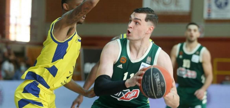 LIVE STREAMING (Πλέι οφ Basket League): Λαύριο-Παναθηναϊκός ΟΠΑΠ (21:00)