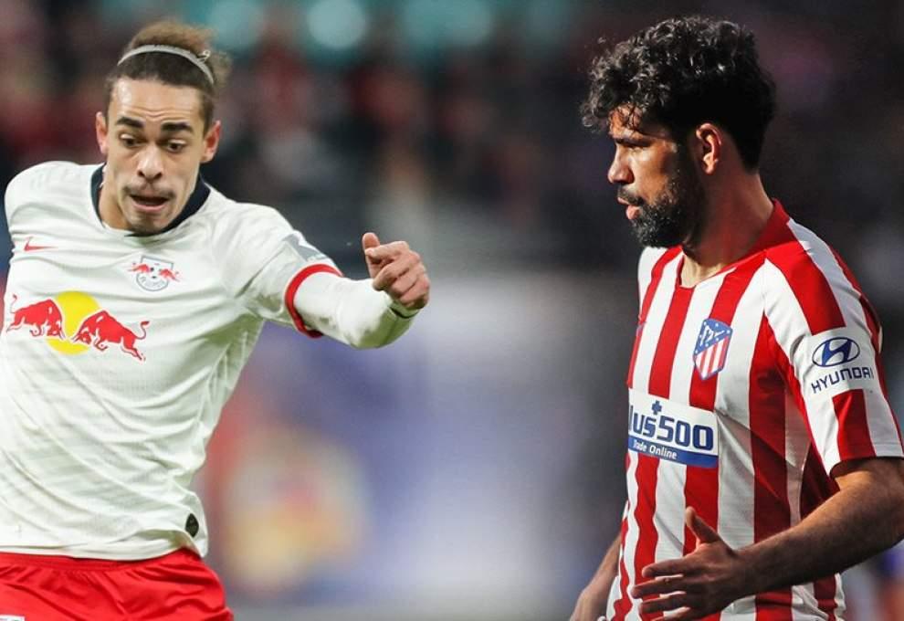 LIVE Champions League: Λειψία - Ατλέτικο Μαδρίτης (22.00)